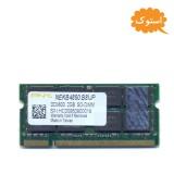 رم استوک لپ تاپ 2 گیگ DDR2 مدل PNY  کد 7702