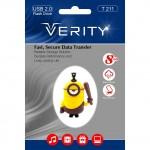 فلش عروسکی Verity T211 8GB