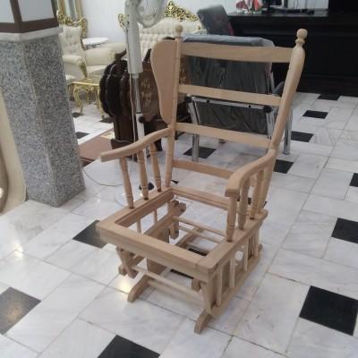 صندلی راک یا گهواره ای مدرن کد 228