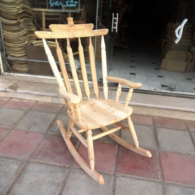 صندلی مادربزرگ مدل هخامنشی کد 230
