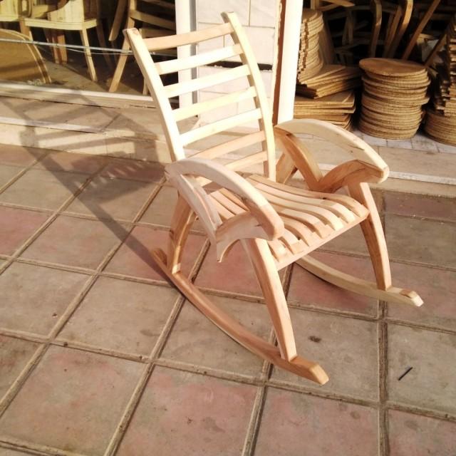 صندلی راک مدل ستاره کد 231