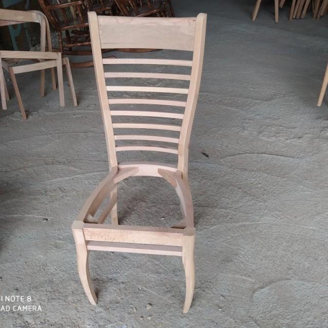 صندلی نرده ای راش کد 159