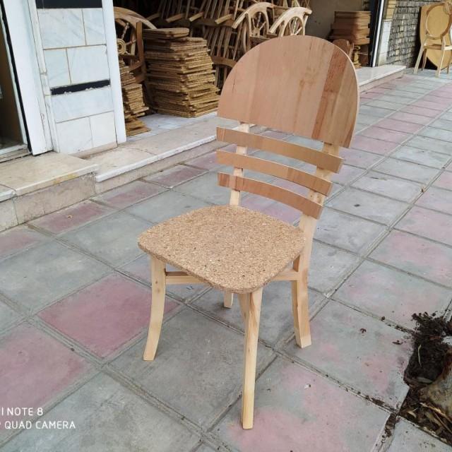 صندلی مروارید توسکا کد 128