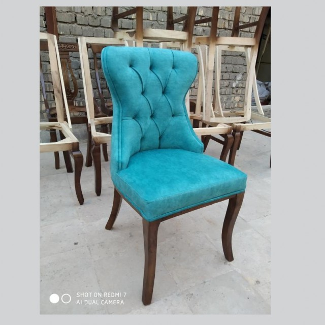 صندلی چستر یا فیتیله ای آماده کد 1005