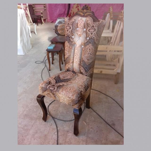 صندلی مدل تینا منبتی آماده کد 1001