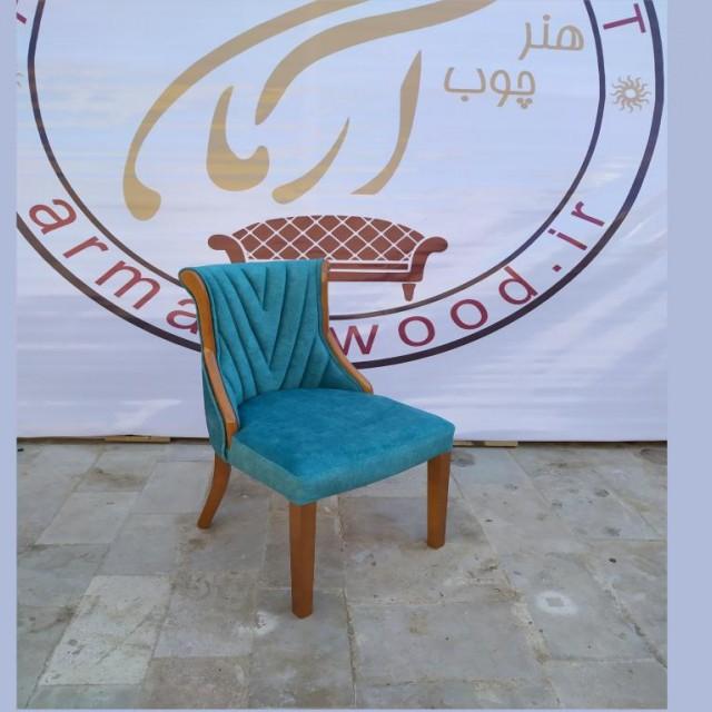 صندلی مدل هکتور آماده کد 1007
