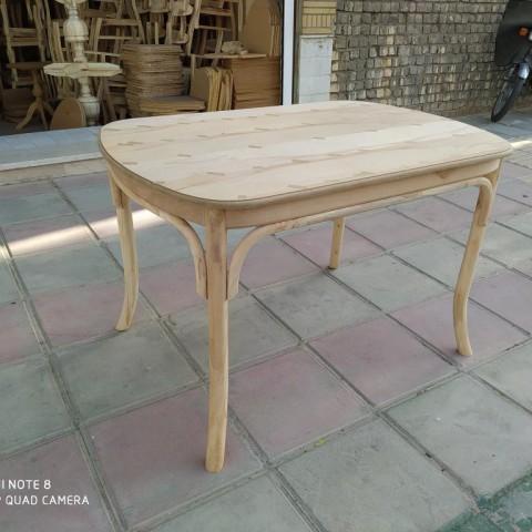 میز لهستانی خام کد 324