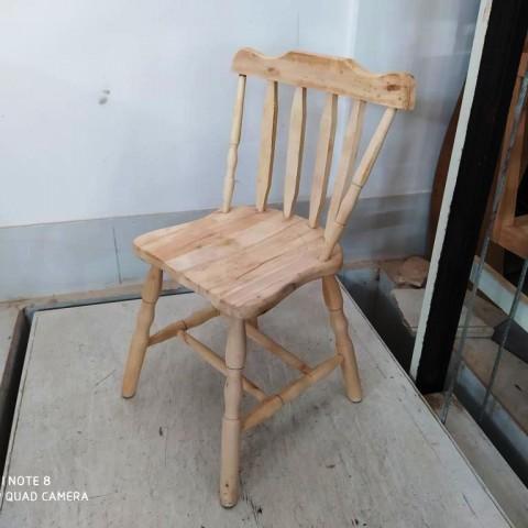 صندلی تگزازی و تگزاسی خام کد 166