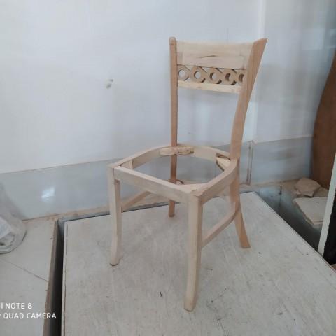 صندلی المپیک خام کد 167