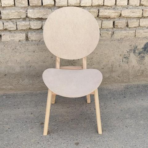 صندلی مدل النا راش خام کد 172