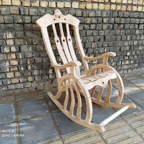 صندلی راک  مدل شقایق کد 237