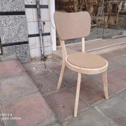 صندلی مدل فلور خام کد 175