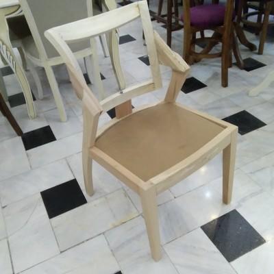 صندلی مدل پیچک یا کارن کد 101