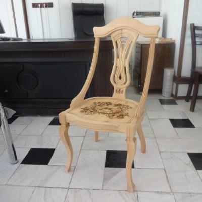 صندلی مدل سناتور کف لیزری مدل 105