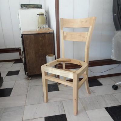 صندلی مدل مهسا راش کد 115