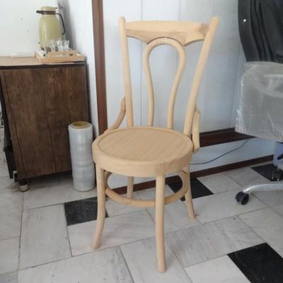 صندلی لهستانی لوله ای راش کد 116