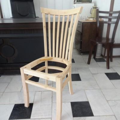 صندلی مدل دارت - 6 تیره کد 120