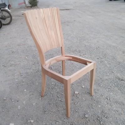 صندلی صدفی مدرن راش کد 124