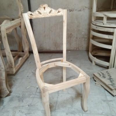 صندلی مدل نفیس توسکا کد 127