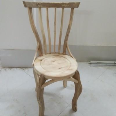 صندلی مارال کف چوب راش کد 132