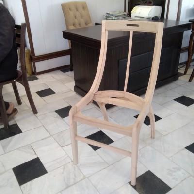 صندلی مارال راش کد 134