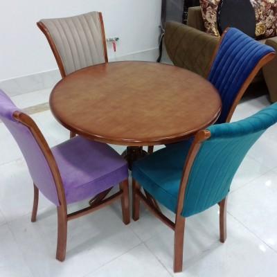 میز گلدانی با صندلی سون کد1500