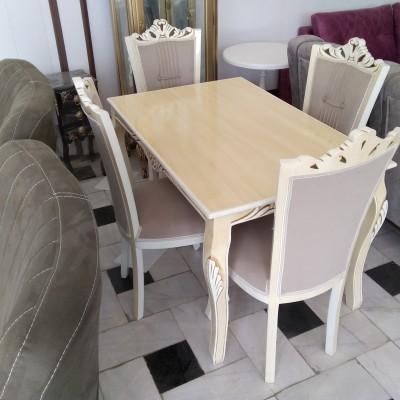 میز منبتی با صندلی نفیس کد 1501