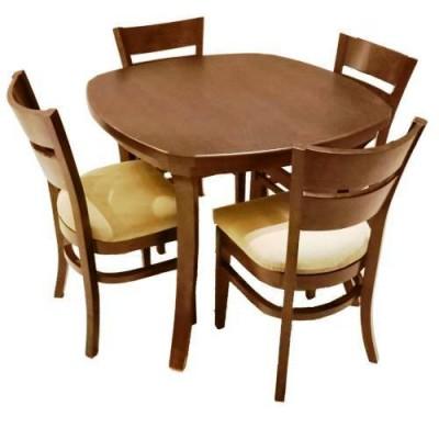 میز پارسا با صندلی مهسا کد 1508