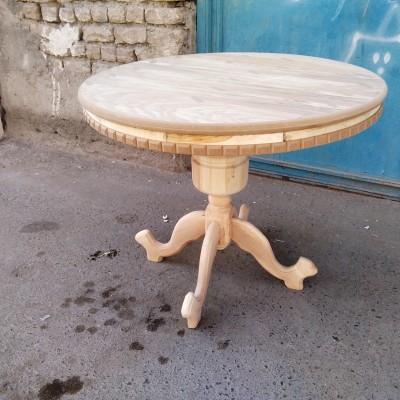 پایه صدفی با صفحه میز عروس کد 311