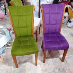 میز لوله ای با صندلی سون