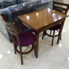 عمده فروشی میز شاپرک با صندلی طوقی