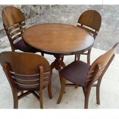 تولید کننده میز گلدانی با صندلی تیغه ماهی