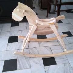 صندلی راک اسب کودک