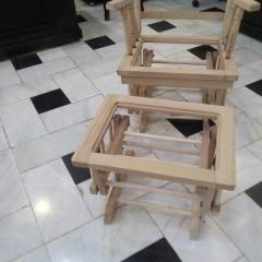 صندلی گهواره ای مدرن