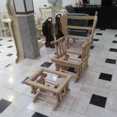 تولیدی صندلی راک مدرن