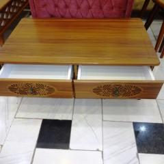 میز جلومبلی و عسلی مدل نسترن کد 1706