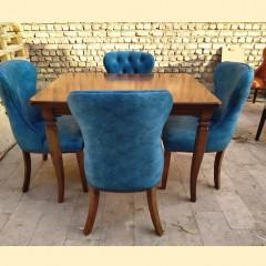 تولید کننده صندلی چستر با میز مکعبی