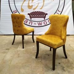 فروش میز مکعبی با صندلی چستر