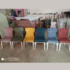 تولید میز مکعبی با صندلی چستر