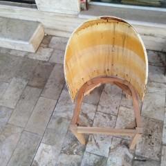 تولید صندلی بوگاتی