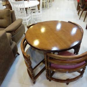 فروش میز خراطی 4 نفره