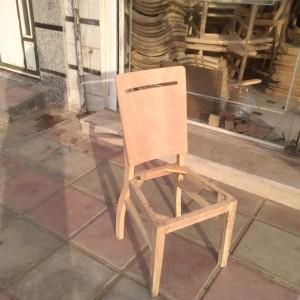 خرید و فروش صندلی مهتاب خام