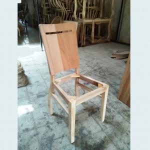 صندلی مهتاب خام