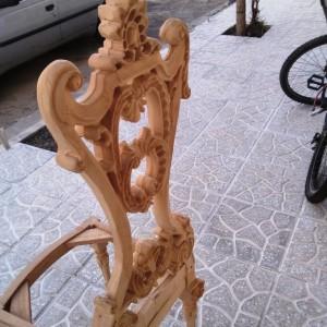 فروش صندلی فرشته خام