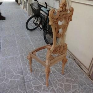 خریدار صندلی فرشته خام