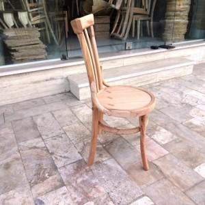 فروش صندلی لهستانی پشت بلند خام