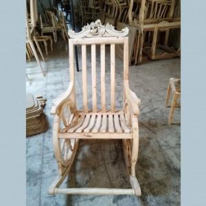 تولید صندلی راک منبتی خام