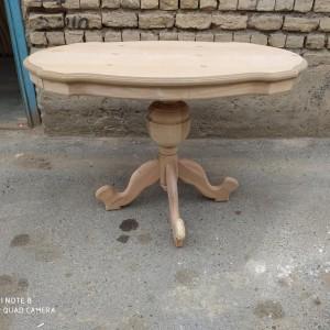 تولید میز ایتالیایی 4 نفره خام
