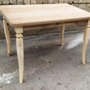 تولید میز مکعبی خام