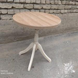 تولید کننده میز دکوری خام ساده